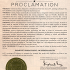 Image of the Proclamation
